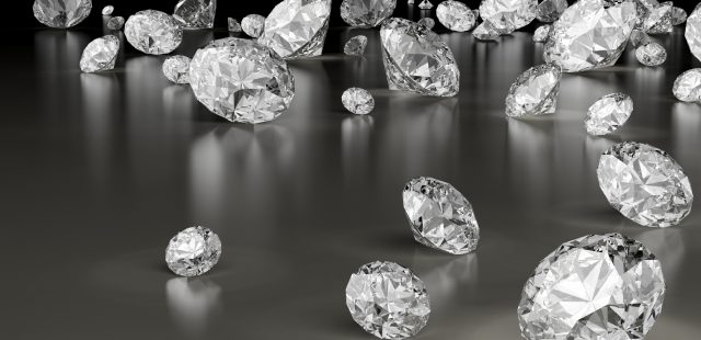 Loose Diamonds from diamond mines