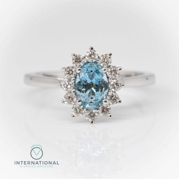 Aqua & Diamond